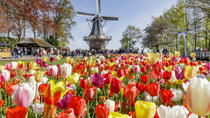 Keukenhof Gardens Half-Day Trip from Amsterdam Including Guided Flower Fields Visit, Amsterdam, Day ...
