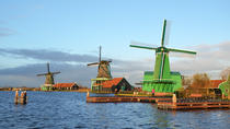Zaanse Schans Half-Day Trip from Amsterdam Plus A'DAM Lookout, Amsterdam, Day Trips