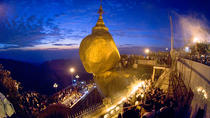 From Yangon: Full Day Excursion to Golden Rock, Yangon, Day Trips