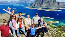 TROLLFJORD & WILDLIFE CRUISE WITH GUIDED HIKE, Lofoten, Hiking & Camping