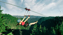 Grouse Mountain 3-Line Zipline Adventure, Vancouver, 4WD, ATV & Off-Road Tours