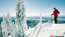 Grouse Mountain Full Day Snow Lift Ticket, Vancouver, Ski & Snowboard Rentals