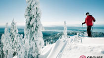 Grouse Mountain Night Snow Lift Ticket, Vancouver, Ski & Snowboard Rentals