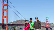 The Golden Gate Bridge & Sausalito Bike Tour, San Francisco