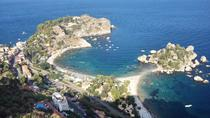 Best of Sicily in 1 Day: Volcano Etna, Naxos Bay, Taormina and Castelmola, Messina, Attraction ...