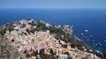 Taormina, Castelmola, Giardini Naxos, Isolabella and Madonna Rocca (max 8 pax), Messina, Ports of...