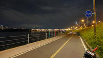 Seoul Han River Night Tour by Bike, Seoul, Bike & Mountain Bike Tours