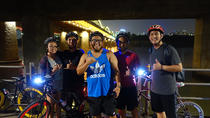 Seoul Han River Night Tour by Bike, Seoul, null