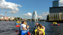 Explore Berlin by canoe, Berlin