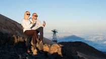 Mt Teide Sunset and Stargazing Experience in Tenerife Including Sparkling Wine and Dinner, Tenerife