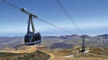 Teide National Park Tour Including Transfers and Cable Car or Observatory Tickets, Tenerife, Ports...