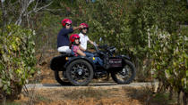 Private Tour: Algarve Wine and Tapas Tour by Sidecar Motorcycle from Portimao, Portimao, Motorcycle ...