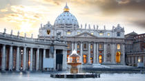 Skip the Line: Vatican Museum, Sistine Chapel and St. Peter's Basilica Tour, Rome, Christian Tours