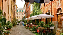 Trastevere and Jewish Ghetto Rome Walking Tour, Rome, Vespa, Scooter & Moped Tours