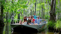 Visite de Honey Island Swamp avec transport, Nouvelle-Orléans