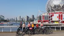 City Sights E-Bike Guided Tour with Picnic, Vancouver, Bike & Mountain Bike Tours