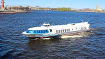 Skip-the-Line Hydrofoil admission, St Petersburg, Attraction Tickets
