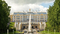 Small-Group Early Access Tour to Peterhof Grand Palace and Gardens from St Petersburg, St ...