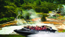 Rotorua Geothermal Wonders and Waikato River Jet Boat Ride, Rotorua, Attraction Tickets