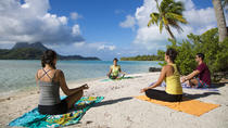 Half-Day Bora Bora Yoga Class and Snorkeling, Bora Bora