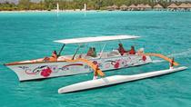 Small-Group Bora Bora Snorkel Cruise by Traditional Polynesian Outrigger Canoe with BBQ Island ...