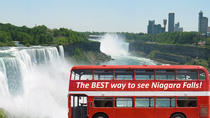Double Decker Bus Tour of Niagara Falls, NY, Niagara Falls, Hop-on Hop-off Tours