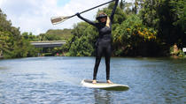 North Shore Stand-Up Paddleboard Lesson, Oahu, Helicopter Tours