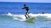 Oahu North Shore Surfing Lesson with Small Group, Oahu, null