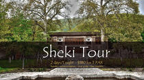 Sheki - small, historical and cultural city of Azerbaijan 2 days, 1 night tour, Baku, Overnight ...