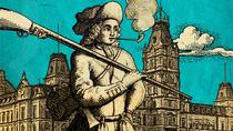Historical walking tour in Old Quebec : From Pioneers To Citizens, Quebec City, Cultural Tours