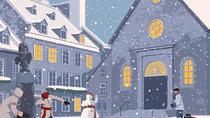 Historical walking tour in Old Quebec : Winter Tour, Quebec City, Cultural Tours