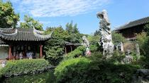 All Inclusive Suzhou Highlight Tour with Boat Ride and Lunch, Suzhou, Cultural Tours