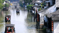 Suzhou Private Essence Tour of Rickshaw Ride and Grand Canal Ride, Suzhou, Full-day Tours