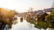 Wuzhen Water Village Sunset Tour with Riverside Dining Experience from Hangzhou, Hangzhou, Private...