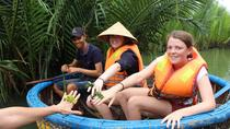 Experience life of local doing with farming, riding buffalo & basket boat ride, Hoi An, Cultural...