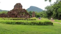 Private My Son Sanctuary and Marble Mountains tour with lunch, Da Nang, Cultural Tours