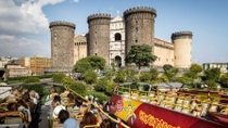 Hop-on-Hop-off-Tour durch Neapel, Naples, Hop-on Hop-off Tours