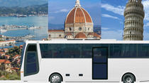 Low-cost transfer from La Spezia to Florence and Pisa, Florence, Airport & Ground Transfers