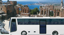 Messina to Taormina Transfer and City Sightseeing Messina, Messina, Airport & Ground Transfers