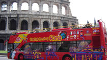 Rome Hop-On Hop-Off Sightseeing Tour, Rome, City Tours