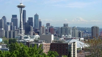 Tour des principaux monuments de Seattle, Seattle