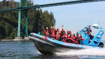 Granite Falls Zodiac Tour, Vancouver, Day Cruises