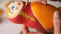 Matryoshka (Babushka doll) Master Class, St Petersburg, Craft Classes