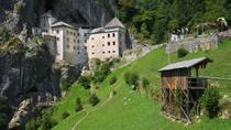 Predjama Castle and Postojna Cave Tour from Ljubljana, Ljubljana, Half-day Tours