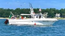 Shrimp Trawling Expedition, Hilton Head Island, Day Cruises