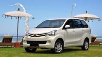 Car Rental with English Speaking Driver, Kuta, Private Sightseeing Tours