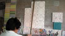 Lisbon Tiles and Tales: Tile Workshop and Small Group Tour Including National Tile Museum, Lisbon,...