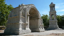 Day Trip to Arles - Saint-Remy - Baux de Provence and Carrieres de Lumieres from Marseille, ...