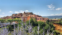 Private Tour: Provençal Market and Hiking tour in the Provencal Colorado from Marseille, ...
