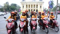 Hanoi city insight Motorbike Tour, Hanoi, Motorcycle Tours